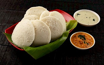 Idli - calories, nutrition, weight