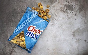 Chex Mix - calories, nutrition, weight