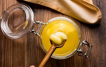 Ghee - calories, nutrition, weight