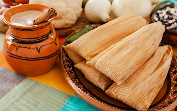 Pork tamale - calories, nutrition, weight