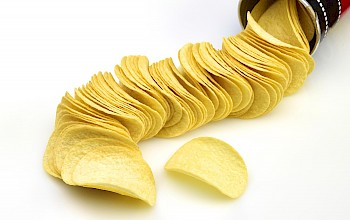 Pringles - calories, nutrition, weight