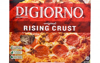 Digiorno pizza - calories, nutrition, weight