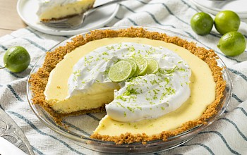 Key Lime pie - calories, nutrition, weight