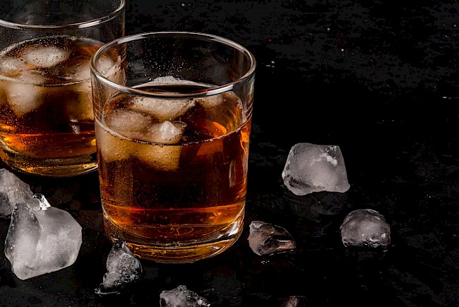 Brandy and cola - calories, kcal