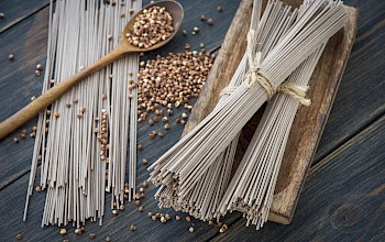 Soba noodles - calories, nutrition, weight