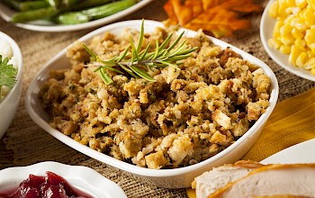Stuffing - calories, nutrition, weight