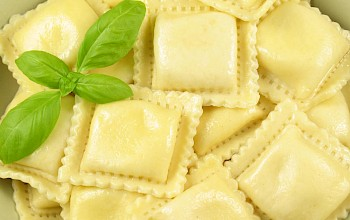 Ravioli (plain) - calories, nutrition, weight