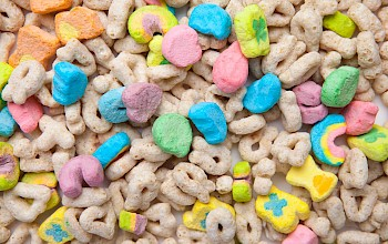Lucky Charms - calories, nutrition, weight