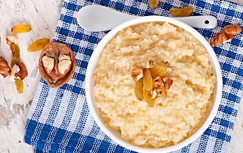 Instant oatmeal - calories, nutrition, weight