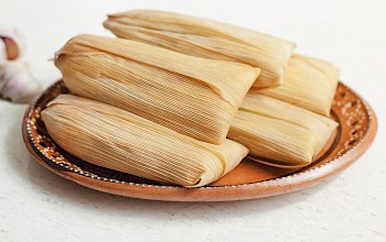 Chicken tamale - calories, nutrition, weight