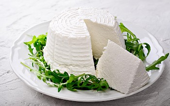 Ricotta cheese - calories, nutrition, weight