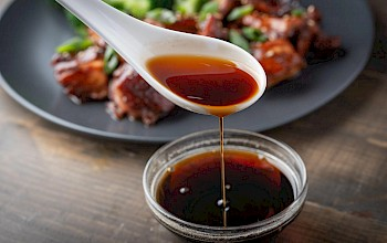 Teriyaki sauce - calories, nutrition, weight