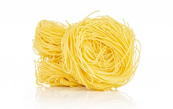 Angel hair pasta - calories, nutrition, weight