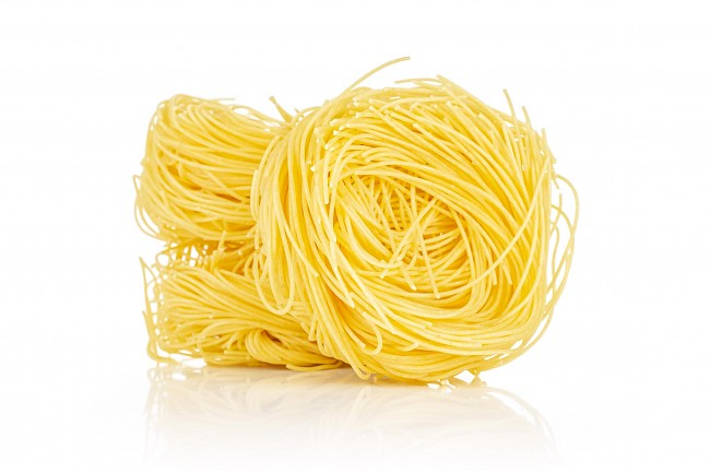 Angel hair pasta - calories, kcal