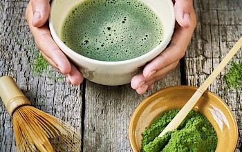 Matcha - calories, nutrition, weight