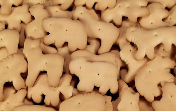 Animal crackers - calories, nutrition, weight