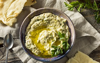 Baba Ganoush - calories, nutrition, weight