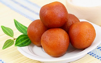 Gulab Jamun - calories, nutrition, weight