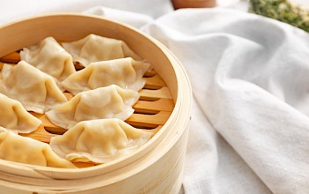Steamed dumplings - calories, nutrition, weight