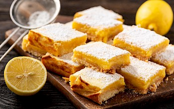 Lemon bar - calories, nutrition, weight