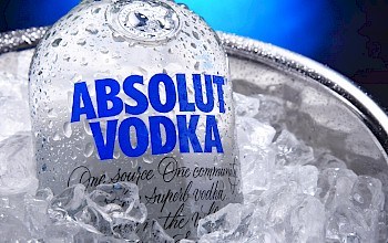 Absolut vodka - calories, nutrition, weight