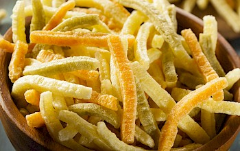 Veggie straws - calories, nutrition, weight