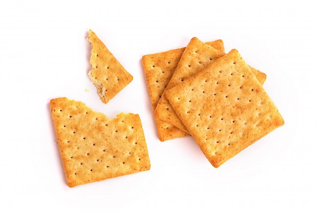 Triscuits crackers - calories, kcal