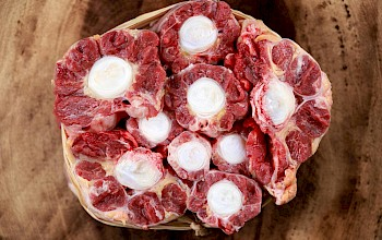 Oxtail - calories, nutrition, weight