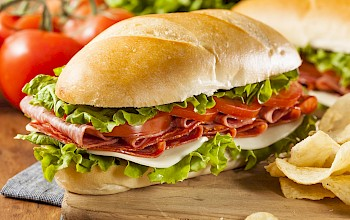 Italian sub - calories, nutrition, weight