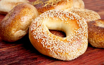 Sesame bagel - calories, nutrition, weight