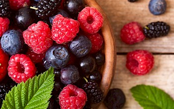 Mixed berries - calories, nutrition, weight