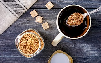 Instant coffee - calories, nutrition, weight
