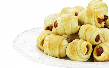 Pig in a blanket - calories, nutrition, weight