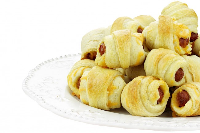 Pig in a blanket - calories, kcal