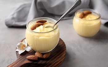 Pudding - calories, nutrition, weight
