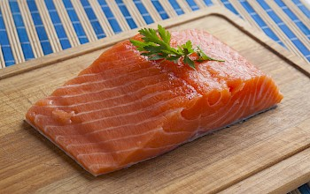 Atlantic salmon - calories, nutrition, weight