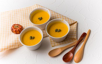 Pumpkin pudding - calories, nutrition, weight