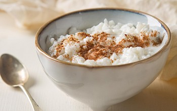 Rice pudding - calories, nutrition, weight