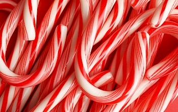 Candy cane - calories, nutrition, weight