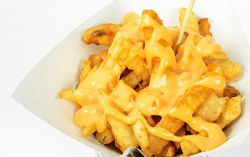 Cheese fries - calories, nutrition, weight