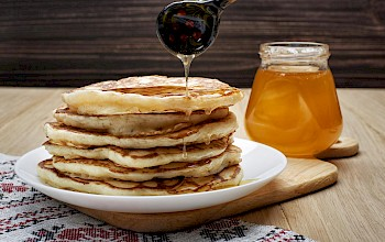 Pancake syrup - calories, nutrition, weight