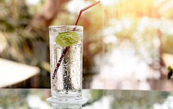 Club soda - calories, nutrition, weight