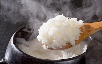 Cooked rice - calories, nutrition, weight