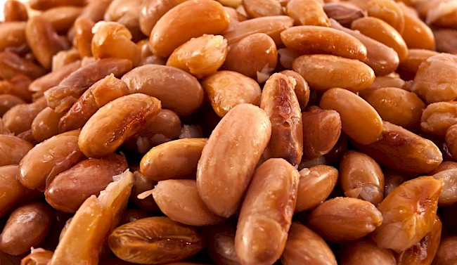 Cooked pinto beans - calories, kcal