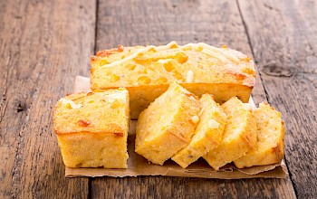Cornbread - calories, nutrition, weight