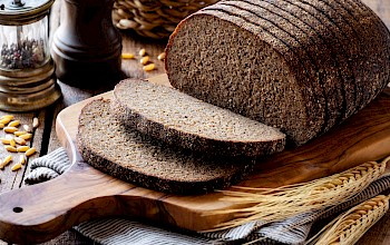 Black bread - calories, nutrition, weight