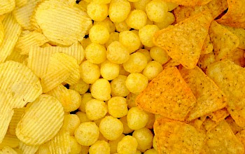 Corn chips - calories, nutrition, weight