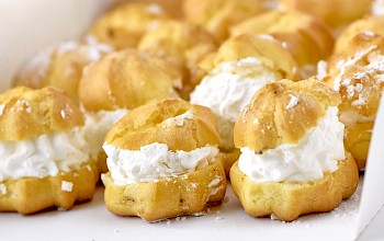 Cream puff - calories, nutrition, weight