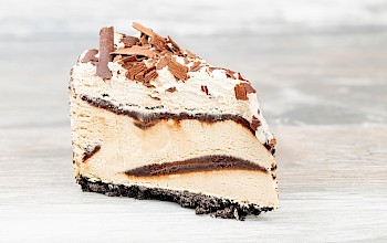 Ice cream cake - calories, nutrition, weight