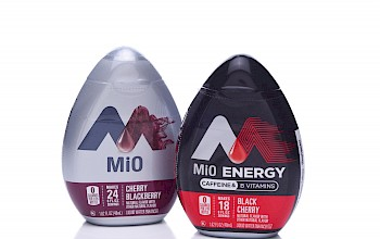 Mio Liquid Water Lemonade - calories, nutrition, weight